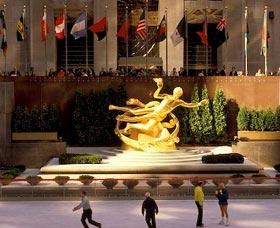 Lugares para visitar en Nueva York Rockefeller Center