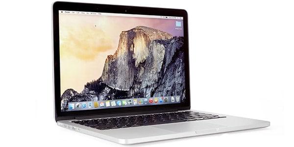 MacBook Pro 13 pulgadas con pantalla Retina