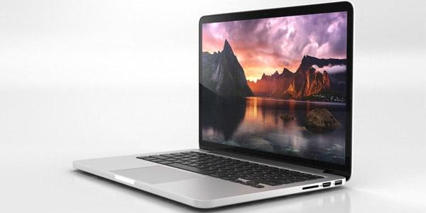 MacBook Pro con pantalla Retina 2014