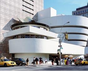 Mejores lugares de Nueva York Museo Guggenheim