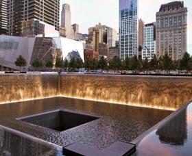 Mejores lugares para visitar en New York 9/11 memorial
