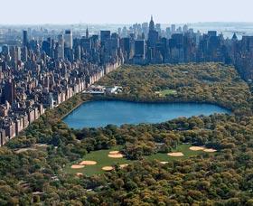 Mejores lugares turisticos de Nueva York Parque Central (Central Park)