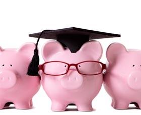 ahorrar para pagar por la universidad