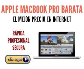 apple macbook pro barata