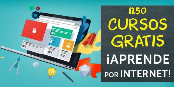 cursos gratis por internet