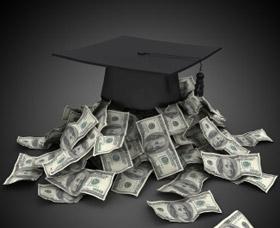 dinero para la universidad préstamos privados estudiantiles