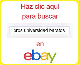 libros de universidad baratos ebay
