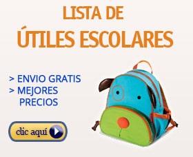 lista de utiles escolares para kinder online