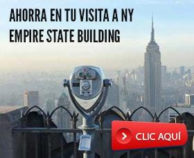 lugares para visitar en ny mirador empire estate building