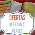 Ofertas Regreso a clases: Todo lo que necesitas para la escuela