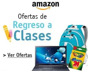 ofertas regreso a clases amazon colegio escuela universidad