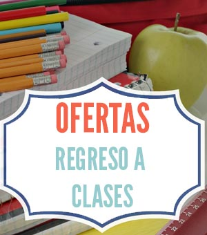 ofertas regreso a clases
