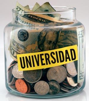 pagar por la universidad