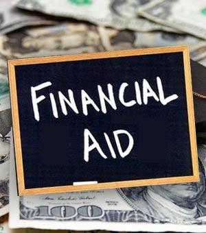 que es financial aid español