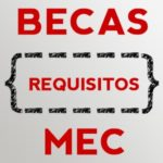 Requisitos Beca MEC