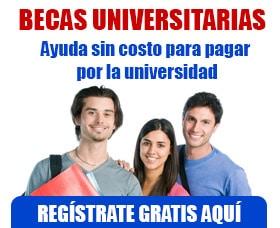 solicitar becas universitarias