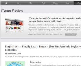 Clases de inglés en español: 'Por Fin Aprende Ingles'