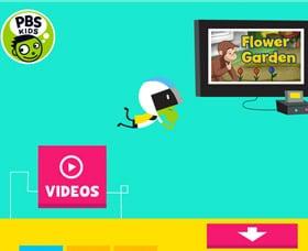 Clases de inglés para niños PBS Kids