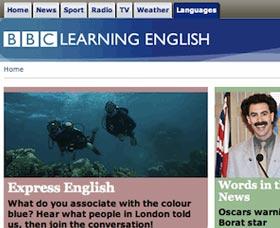 Cursos de ingles gratis BBC Learning English