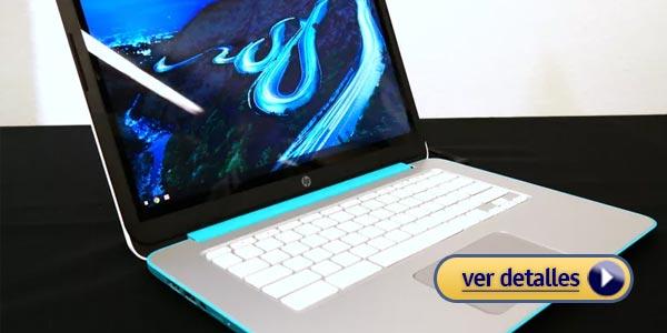 Mejor laptop para la universidad HP Chromebook 13
