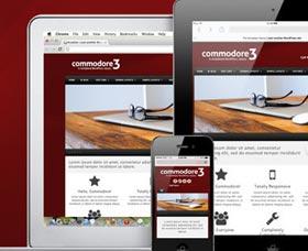 Mejores plantillas WordPress Commodore