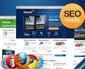 Plantillas WordPress multiusos Doover