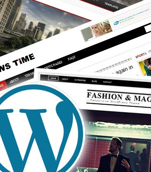 Plantillas WordPress para revistas y noticias
