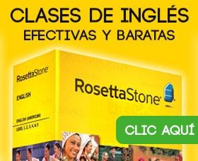 clases de inglés para niños rosetta stone