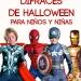 Disfraces de Halloween para niños del 2014