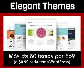 elegant themes plantillas wordpress gratis