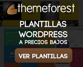 mejores plantillas wordpress gratis themeforest