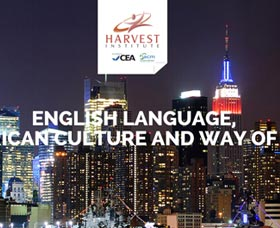 Cursos de inglés en Newark, New Jersey: Harvest Institute