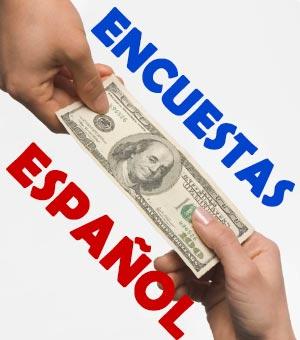 encuestas remuneradas en español