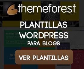 plantillas wordpress blogs