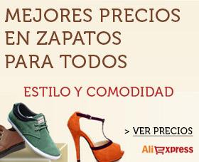 Mejores ofertas 11 de noviembre AliExpress: Zapatos
