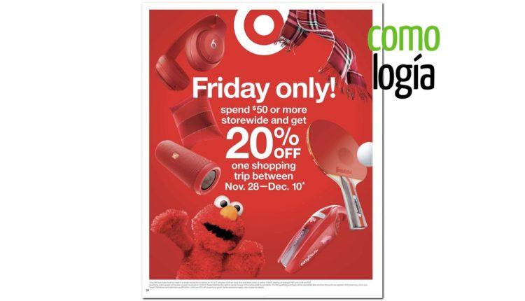 ofertas target viernes negro página 34