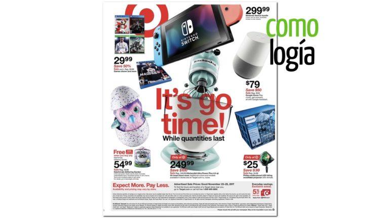 ofertas target viernes negro página 36