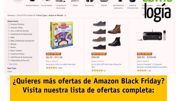 Ofertas Amazon Black Friday - Página 6