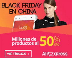 black friday en china viernes negro aliexpress