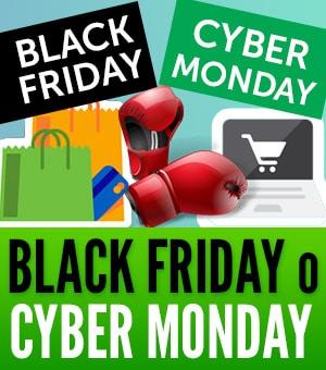 2f262f2bf3 Qué es mejor  Black Friday o Cyber Monday  CUÁNDO y QUÉ comprar