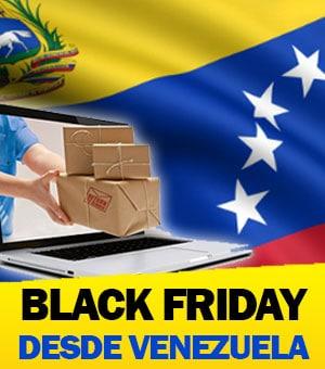 como comprar en black friday desde venezuela
