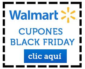 cupones black friday walmart viernes negro