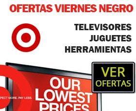 lista de ofertas de viernes negro black friday target