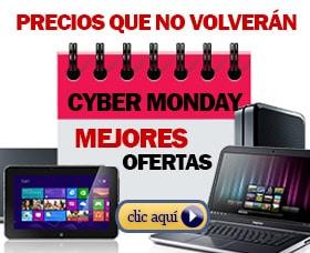 mejores tiendas de cyber monday