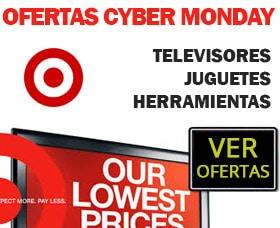 mejores tiendas de cyber monday target