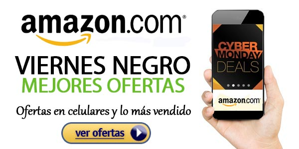 ofertas amazon viernes negro black friday