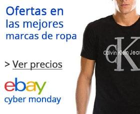 ofertas de cyber monday ropa lunes cibernetico