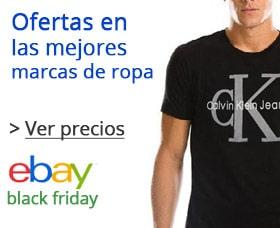 ofertas ropa ebay cyber monday