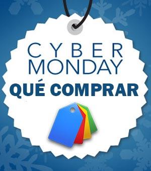 qué comprar en cyber monday