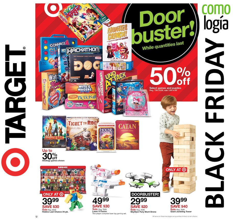 b60275195 Target Black Friday 2019  🎯 MEJORES ofertas Black Friday + FOLLETO